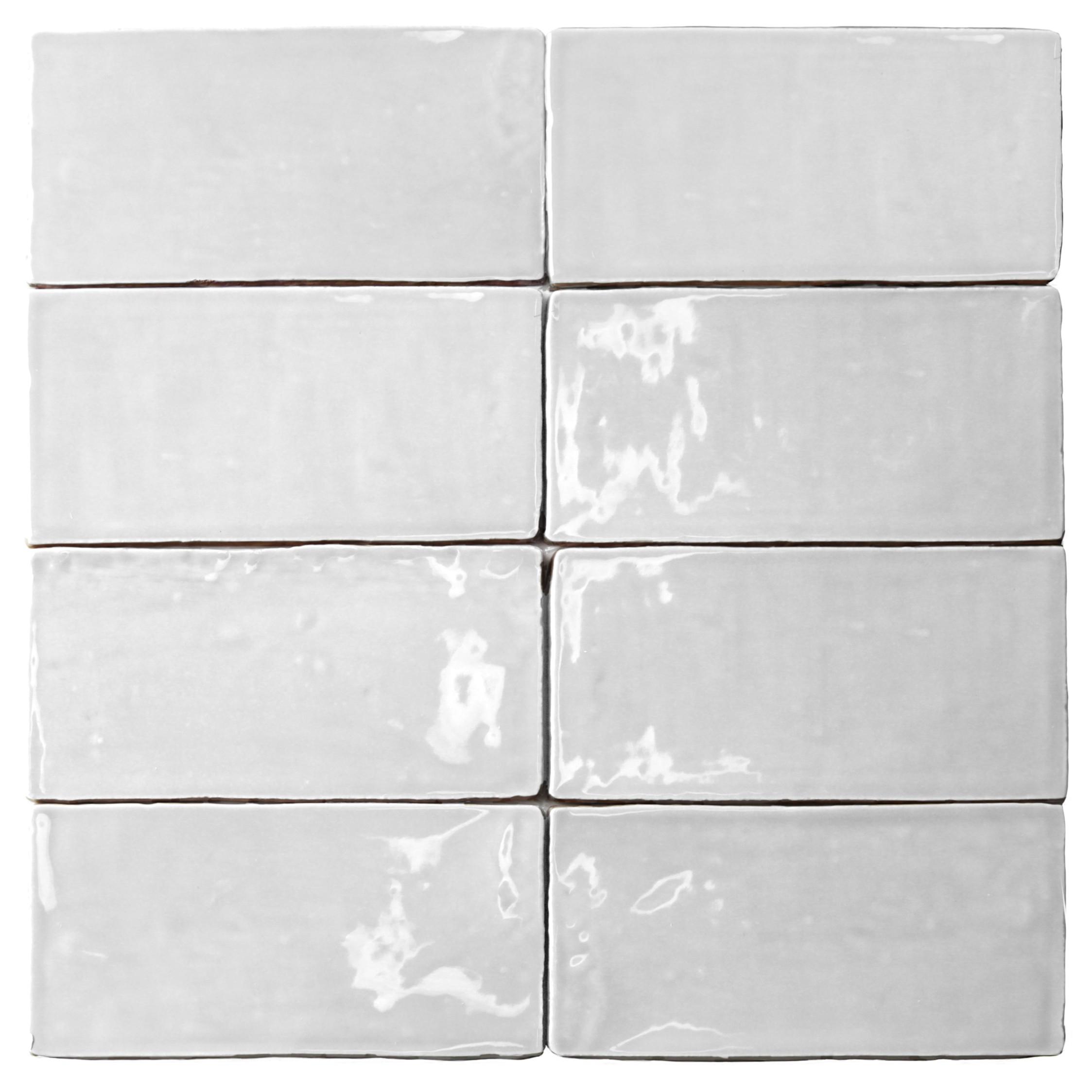 Shop For Lancaster Bianco 3x6 Ceramic Tiles At Tilebar Com