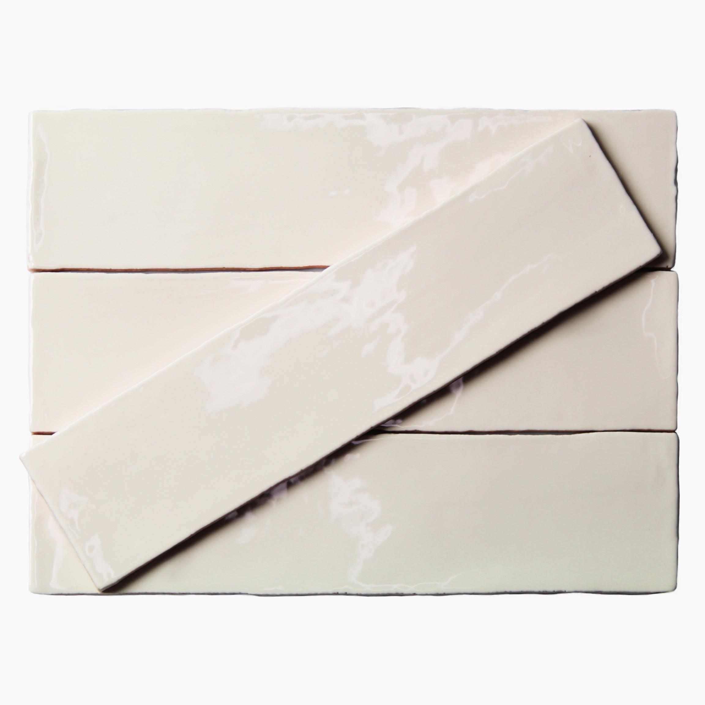 Shop For Lancaster 3x12 Vanilla Ceramic Tile At Tilebar Com