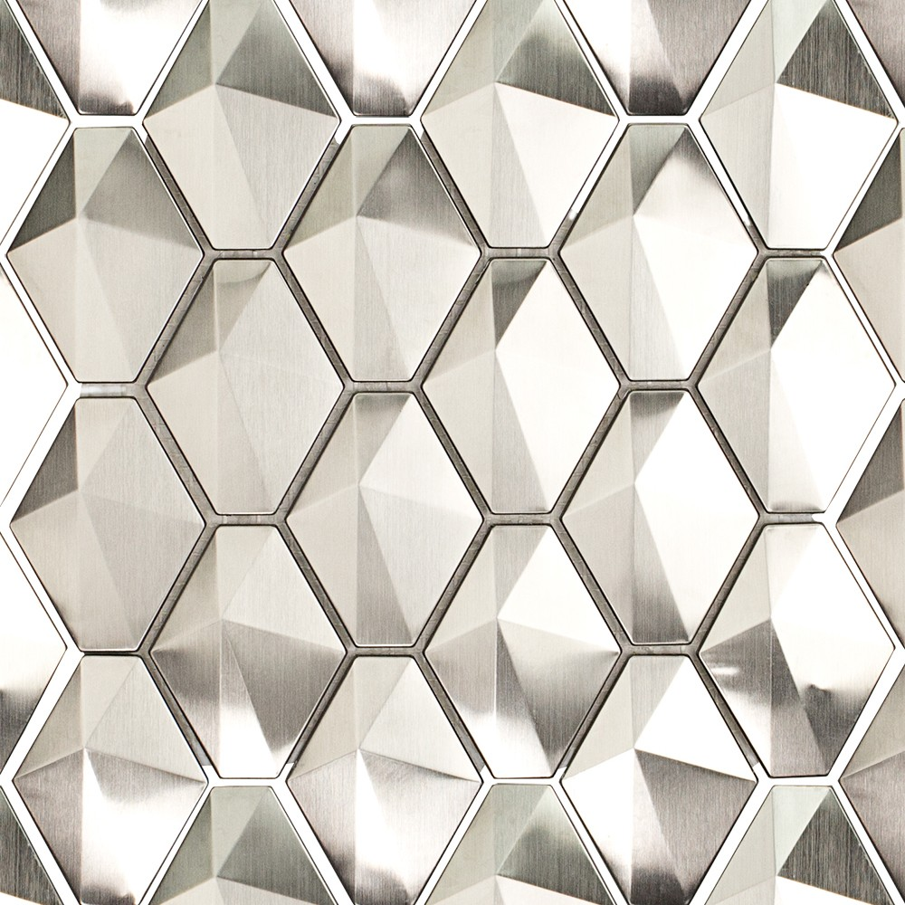 Shop For Terrapin Metal Tile At Tilebar Com