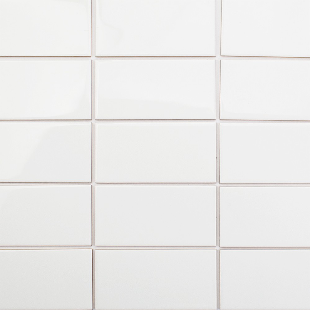 Basic 3x6 White Ceramic Tile Interiors Inside Ideas Interiors design about Everything [magnanprojects.com]